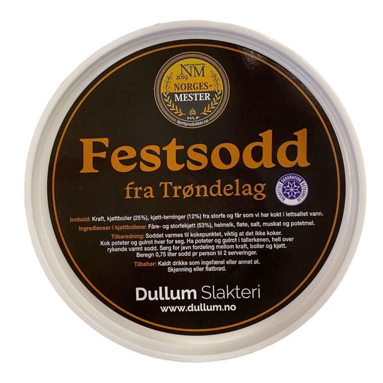 Festsodd fra Trøndelag