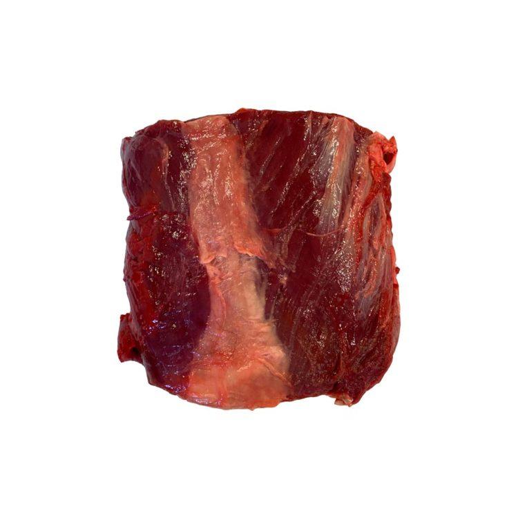 Elg entrecote kjøtt fra Dullum Slakteri